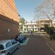 Garage parking on Pitt St in Redfern