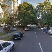 Garage parking on Pitt Street in Redfern