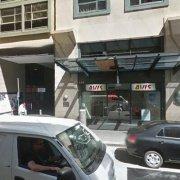 Undercover parking on Pitt Street in Sydney