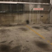 Indoor lot parking on Pittwater Road in Manly