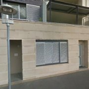 Indoor lot parking on Point Street in Pyrmont