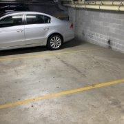 Indoor lot parking on Poplar Street in Surry Hills