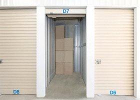 Self Storage Unit in Cheltenham - 1.5 sqm (Driveway).jpg