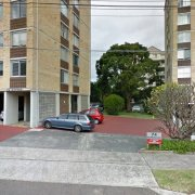 Outdoor lot parking on Prince Street in Mosman