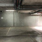 Basement parking on Princes Street in Carlton