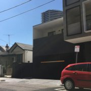 Undercover storage on Princes Street in Saint Kilda