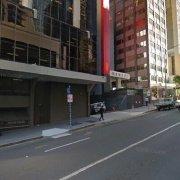 Indoor lot parking on Queen Street in Brisbane City