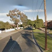 Driveway parking on Queens Parade in Fawkner