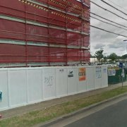 Undercover parking on Railway Road in Quakers Hill