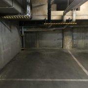 Indoor lot parking on Rathdowne St in Carlton
