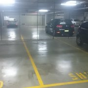 Basement parking on Rawson St in Epping