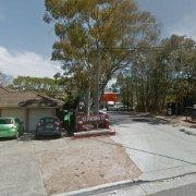 Garage parking on Rhodes St in Hillsdale