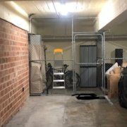 Undercover parking on Riley Street in Darlinghurst