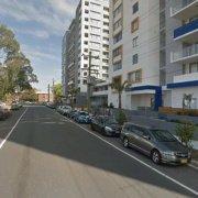 Indoor lot parking on River Road West in Parramatta