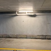 Indoor lot parking on Roscoe Street in Bondi Beach