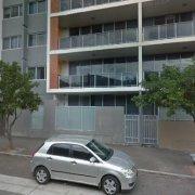 Garage parking on Rothschild Avenue in Rosebery