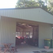 Garage storage on Ruby Close in Caravonica