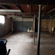 Garage parking on Ryans Road in Northgate