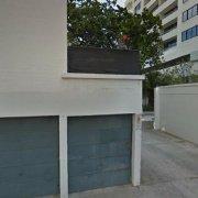 Undercover storage on Saint Kilda Road in Melbourne