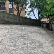 Outdoor lot parking on Salisbury Road in Kensington
