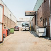 Outside storage on Sir Joseph Banks Street in Botany New South Wales
