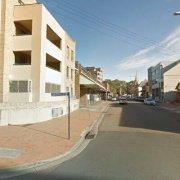 Indoor lot parking on Sorrell St in Parramatta