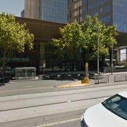 Indoor lot parking on Spencer Street in Melbourne