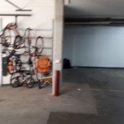 Indoor lot parking on Spencer Street in West Melbourne