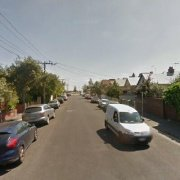 Undercover parking on Spenser Street in Saint Kilda