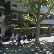 Undercover storage on Spring Street in Melbourne