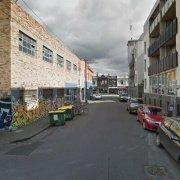 Garage parking on St David St in Fitzroy