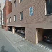 Indoor lot parking on St Kilda Rd in Saint Kilda