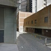 Indoor lot parking on St Kilda Rd in Southbank