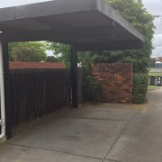 Undercover parking on Station Road in Glenroy