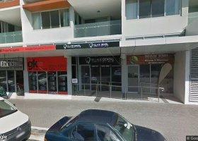 Undercover car space next to Kogarah Station.jpg