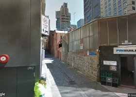 Parking space in Melbourne central area.jpg