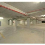 Indoor lot parking on Swan Street in Richmond
