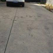 Driveway parking on Sydney Road in Brunswick