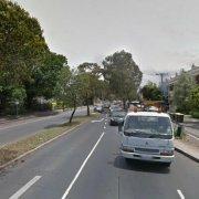 Outside parking on Sydney Road in Brunswick
