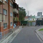 Undercover parking on Turner Street in Redfern