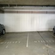 Indoor lot parking on Union Street in McMahons Point