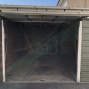Garage parking on Upper Pitt Street in Kirribilli