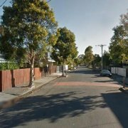 Outdoor lot parking on Vale St in Saint Kilda