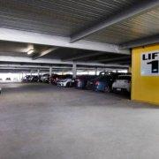 Indoor lot parking on Veron St in Wentworthville
