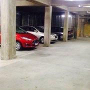 Garage parking on Victoria Street in West Melbourne