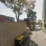 Undercover parking on Walker Avenue in West Perth