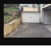 Garage parking on Waratah Street in North Bondi