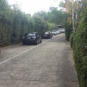 Driveway parking on Wattle Road in Hawthorn