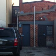 Outside parking on Wellington Parade in East Melbourne