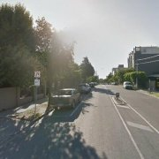 Undercover parking on Wellington Street in St Kilda
